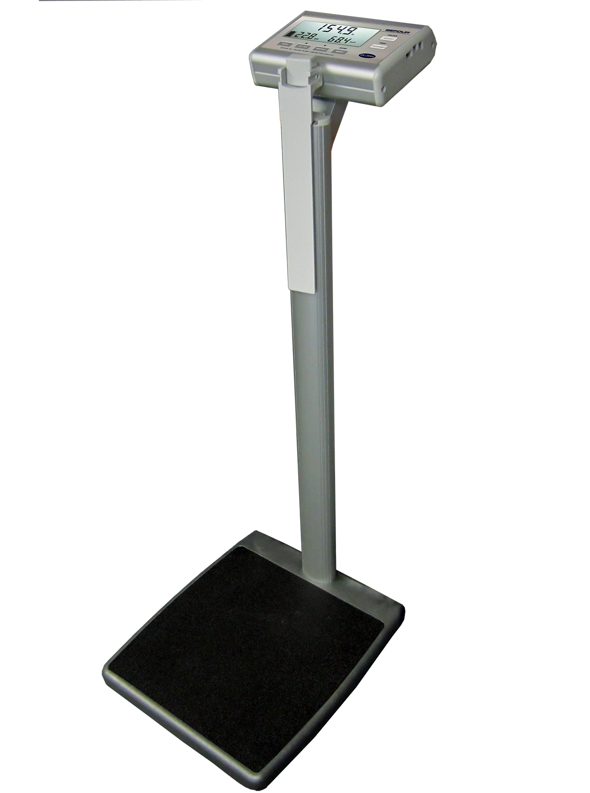 WH-1061 Digital Column Scale with Digital Height Rod for Sports and Fitness